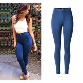 Pantalon Jeans Denin Moda Skinny