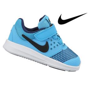 b408a0428 Tenis Nike Infantil Downshifter 7 Original Tam 19 Ao 26 -