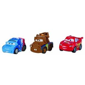 Carros Micro Drifters Relâmpago Mcqueen, Raoul Caroule E Ma