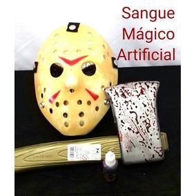 Mascara Do Jason Com Machado