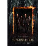 Dvds Sobrenatural 12° Temporada Completa Dublada