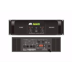 Power Amplificador Pro Audio Gx6000 Profesional 6000watts. R