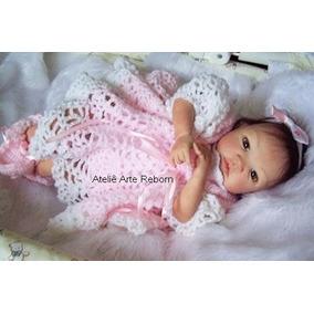 Comprar Bebê Reborn Fofa Linda Realista