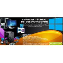 Ventas, Mantenimiento Y Reparación De Computadoras Y Laptos
