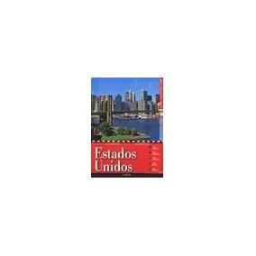 Libro Estados Unidos + Mapa De Ruta De Guias Turisticas Viso