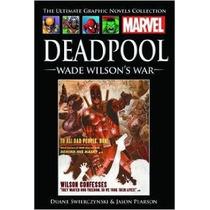 Graphic Novels Marvel - N 67 / Lombada 63 Deadpool