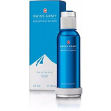 Perfume Swiss Army Mountain Water Forest Altitud Y Clasico