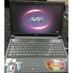 Notebook Gamer Avell Corei7 + 16gb Ram + Ssd + Sshd