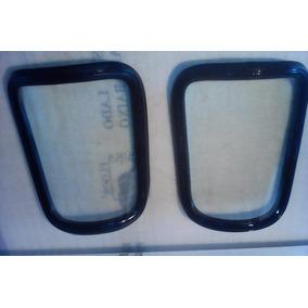 Vidro Tr Lat Toyota Bandeirante 79 Blindex Origi C Borracha