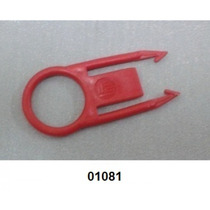 Trava Plástica Extintor Veicular