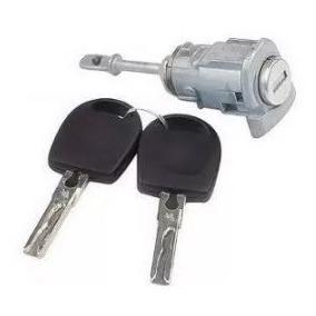 Cilindro Porta Dianteira Esquerda C/ Chave Gol Saveiro G5 G6