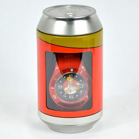 The Simpsons Duff Reloj De Pulso 100% Original 2
