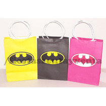 Bolsita Para Dulces Batman