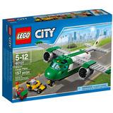 Lego City Aeropuerto: Avión De Carga Ref: 60101