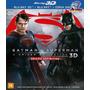 Filme Blu-ray - Batman Vs Superman 3d