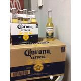 Caja 24 Porrones Cerveza Corona 330 Cc