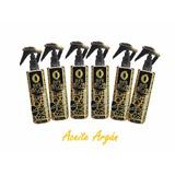Aceite Argan Lote 6 Piezas Liso Express 125 Ml