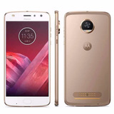 Celular Moto Z2 Play 5.5 64gb + 4gb + 4g Lte Gtia Oficial