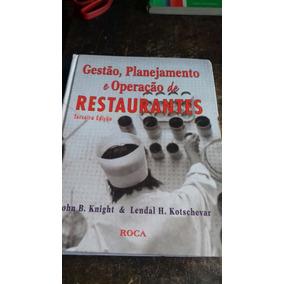 Restaurantes/ Gestâo/planejamento/ Frete Grátis