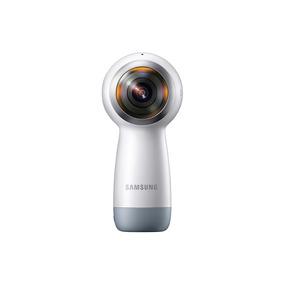 Cámara Esférica 4k Gear Globe 360 Blanca Wearable Samsung