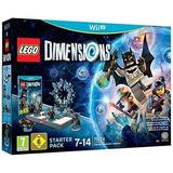 Lego Dimensiones Pack Starter - Nintendo Wii U