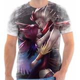 Camiseta Personalizada Blusa Rakan Xayah 1 Lol