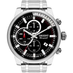 Relógio Orient Cronógrafo Analógico Masculino Mbssc147 P1sx