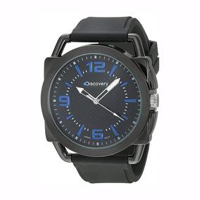 Reloj Hombre Moda Casual Disc 6105 B Discovery Expedition