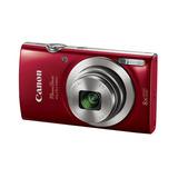 Canon Camara Digital Elph 180 Compacta 20mpx Roja