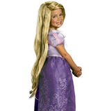 Disguise Disney Tangled Rapunzel Wig Costume Accessory, One