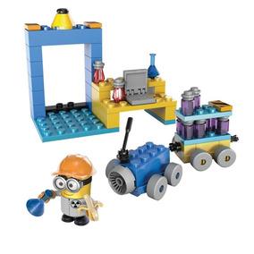 Mega Bloks Dm3 Minions Libre Construccion