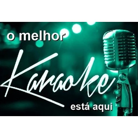 Coletânea 7+1 Dvds Musicas Karaokê Pop Mpb Sertanejo Cd