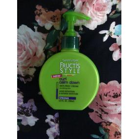 Crema Garnier Fructis Para Moldear Anti-frizz Importada