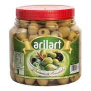 Aceitunas Verdes Sin Carozo Descarozadas 0 X 1 Kg - Arilart