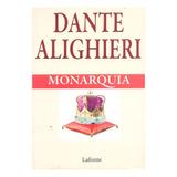 Livro Monarquia Dante Alighieri Lafonte Novo