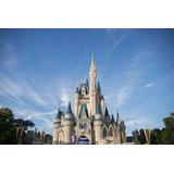 Painel Decorativo Festa Infantil Castelo Disney (mod4)