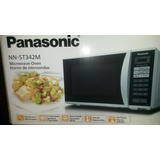 Microondas Panasonic Nn-st342m
