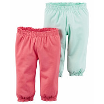 Carters Ropa Seña - 2-pack Babysoft Pants