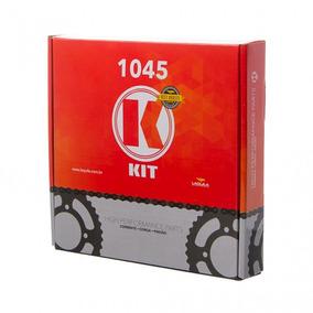 Kit Relação Transmissão K Honda Titan Fan 150 2004 - 2017