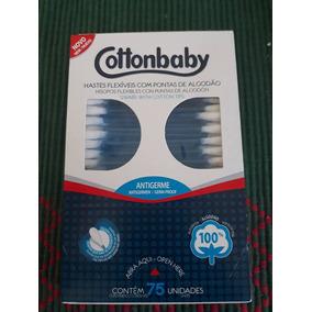 Isopos Cottonbaby 75unid