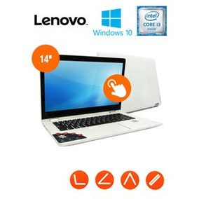 Notebook 2-in-1 Lenovo Yoga 510, 14 Touch, Intel Core I3-60