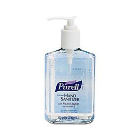 Purell Avanzada Desinfectante De Manos Gel Refrescante, De 8
