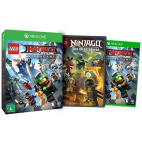 Lego Ninjago - O Filme: Ed. Limitada - Xbox One