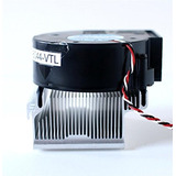 Fan Cooler Y Disipador De Calor Para Dell Optiplex Gx280 270