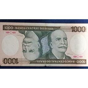 Nota De Mil Cruzeiros Novinho