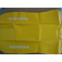 Capa Banco Amarela Xlx350 / Nx350 Sahara Qualidade Original