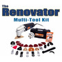 Renovator Kit Multi Usos Pulidora Cortadora Lijado 21000 Opm