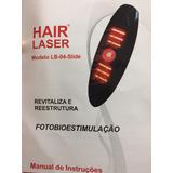 Escova Hair Laser Fotobioestimulação ! Com Desconto !