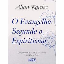 Livro O Evangelho Segundo O Espiritismo - Allan Kardec