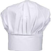 Bebé Pequeños Blanco Chef Sombrero Cabe Ajustables Bebés 12-